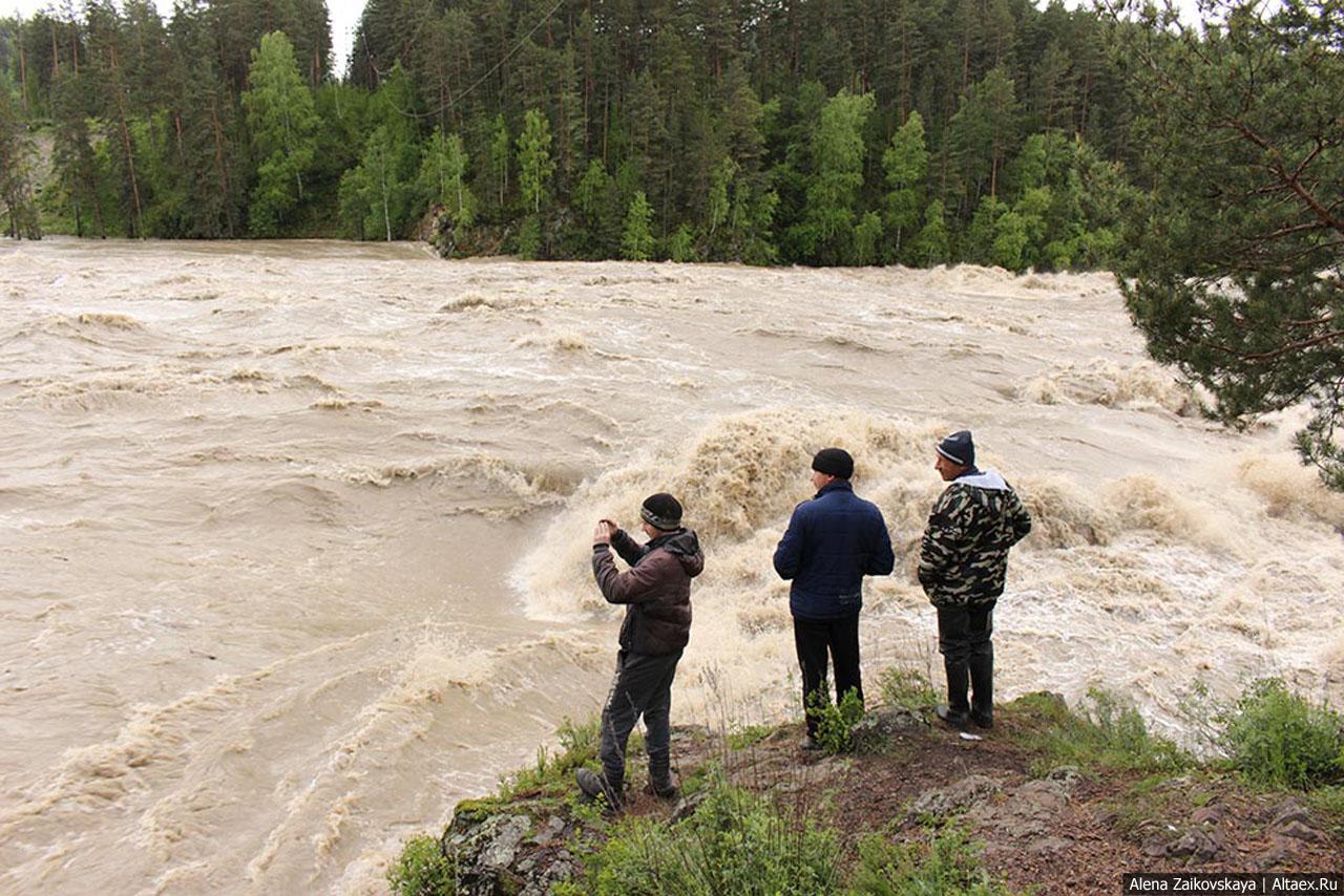 Когда приходит Водяной. Взгляд на наводнение 2014 года на Алтае изнутри.