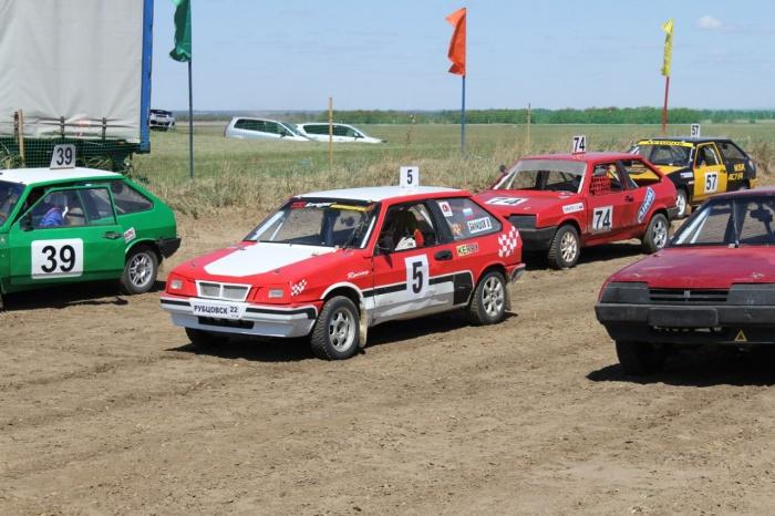 В Рубцовске проведут первый этап Чемпионата Алтайского края по автокроссу