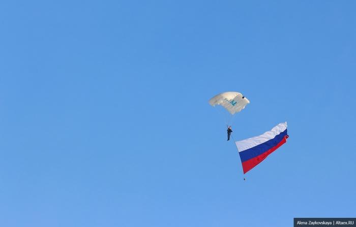 Авишоу пройдет завтра в Барнауле на Речном вокзале