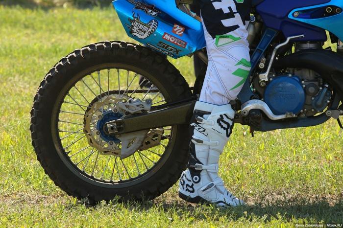 Мотоциклистам могут предложить не платить дорожный налог взамен на органы