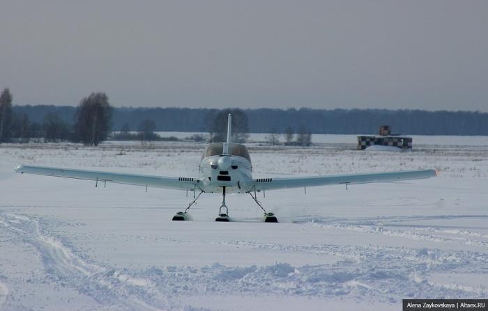 В Белокурихе планируют создание авиаспортивного клуба для детей