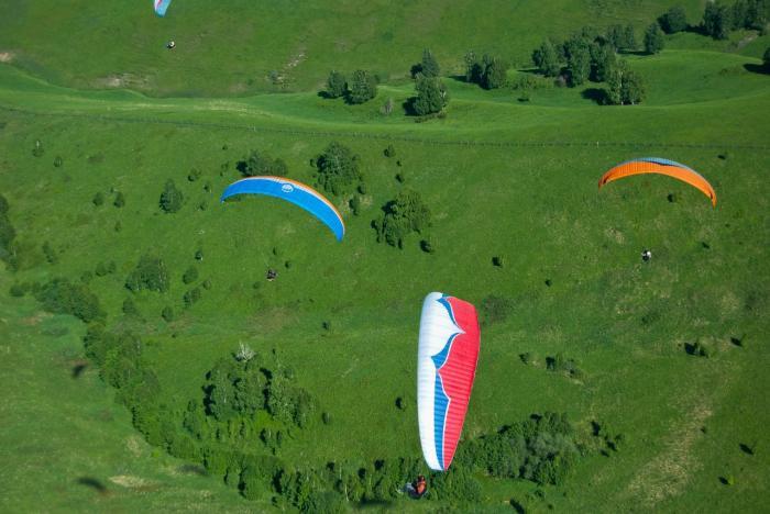 Полеты в Солоновке при любой погоде или как прошел Чемпионат края по по спорту сверхлёгкой авиации