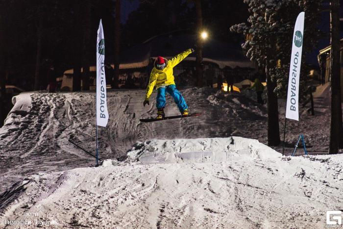 """Евгений Лузин: """"Во фристайле и джиббинге уровень барнаульских сноубордистов кардинально не растет"""""""