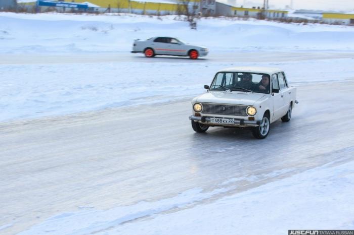Кубок Барнаульской Ракеты на новой трассе перенесли из-за погодных условий