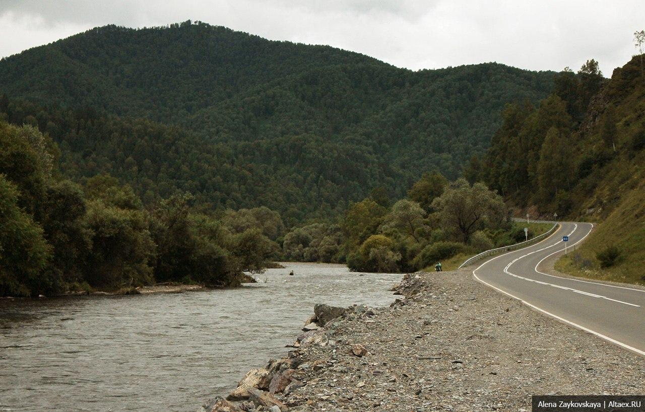 Алтай после паводка: от Усть-Семы до Ини
