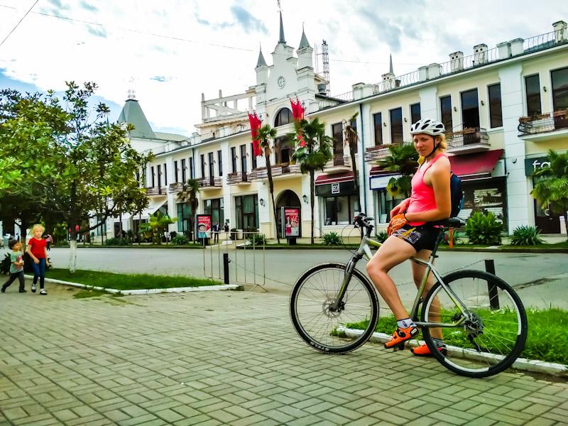 Абхазия! Тур de Хачапур.