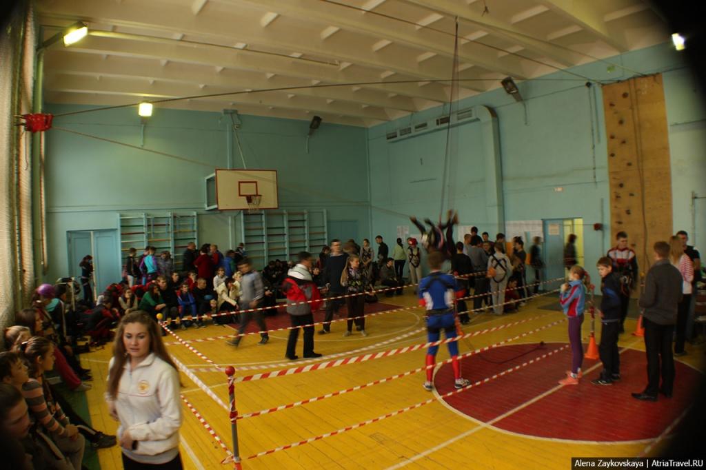 В минувшие выходные прошли открытые соревнования Алтайского края по спортивному туризму на пешеходных дистанциях в зале.