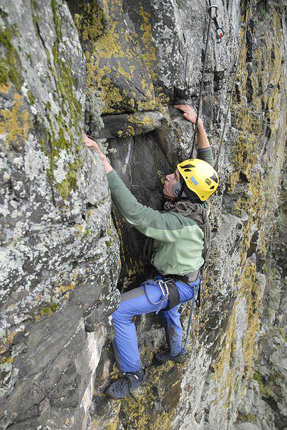 Альпинисты клуба Восхождение заняли призовые места на фестивале Березовские скалы