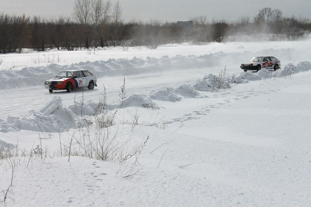 На выходных алтайские спортсмены примут участие в этапе Кубка Урала и Сибири по автотрековым гонкам