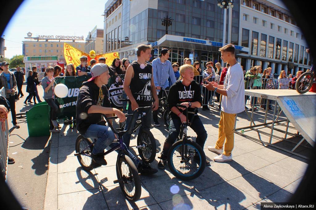 В рамках Дня Города прошел отборочный этап Wearzilla Fest