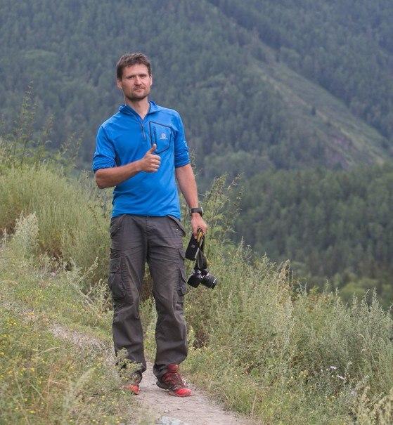 Павел Розанов рассказал какими будут уникальный алтайский Altai Ultra-Trail и триатлон Altai3Race в сезоне 2018