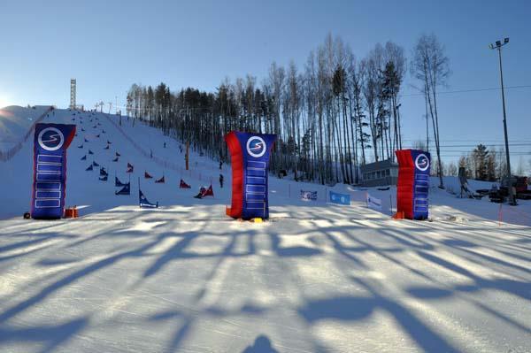 Алтайский сноубордист Андрей Пепляев стал третьим в Миассе