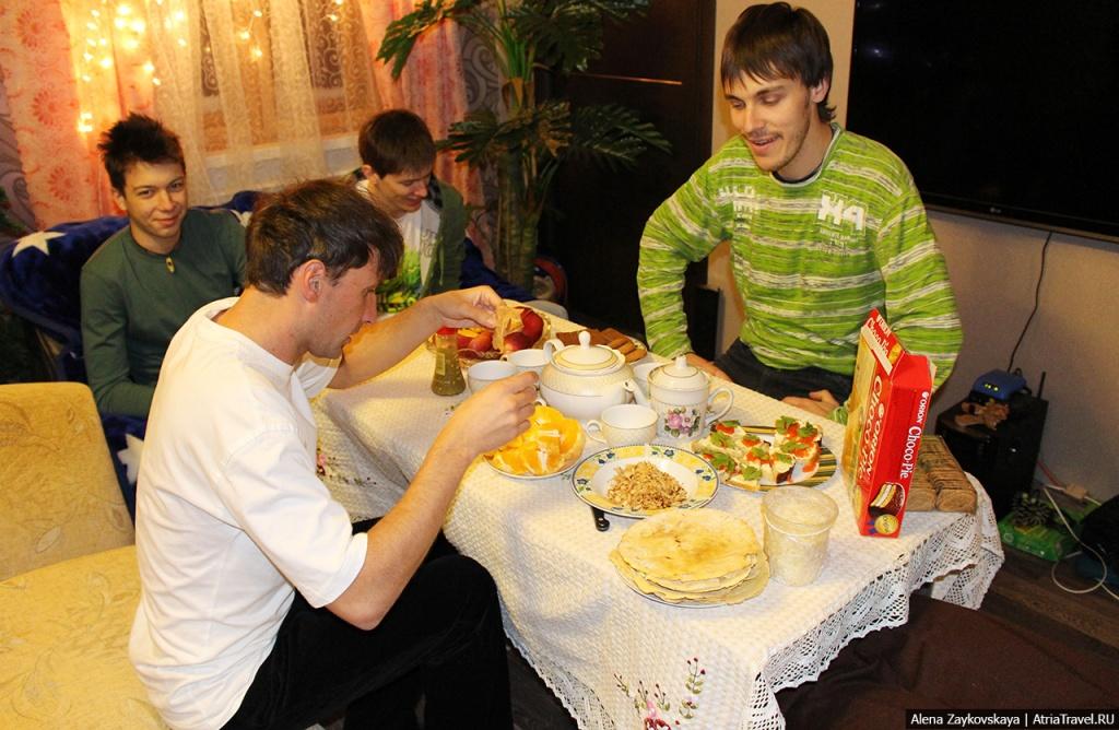 Известный велосипедист Кирилл Зацепин о мексиканской еде и воровстве