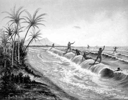 Что такое сёрфинг
