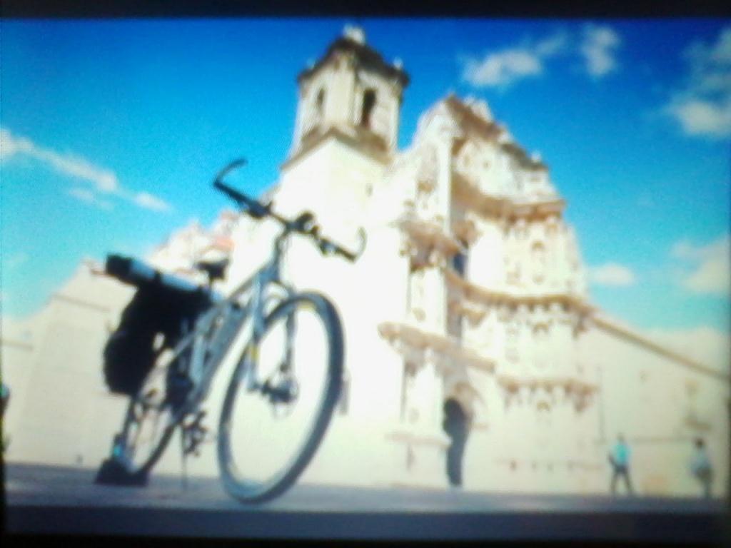 В воскресенье барнаульский велопутешественник Кирилл Зацепин возвращается из Мексики