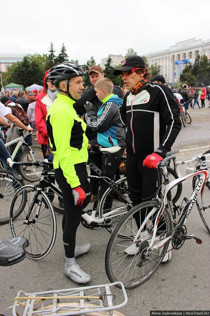 В Манжерке проведут шоссейную велогонку Алтайская весна