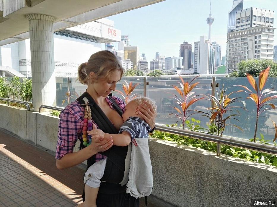 Аптечка в путешествие для кормящей мамы и малыша на ГВ