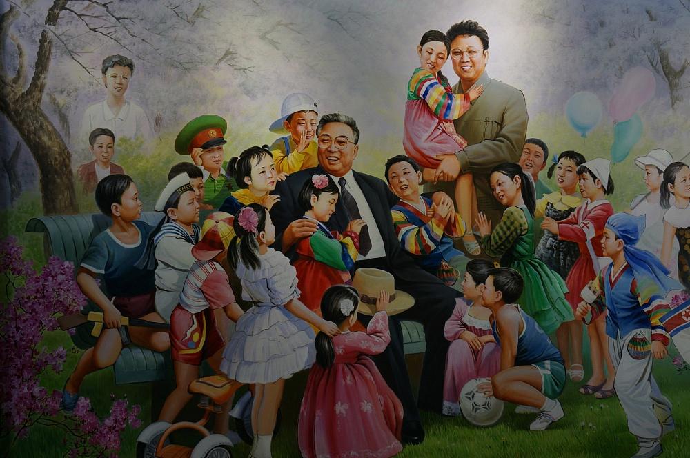 Такая разная Северо-Восточная Азия: Северная Корея. О проблемах КНДР и детях