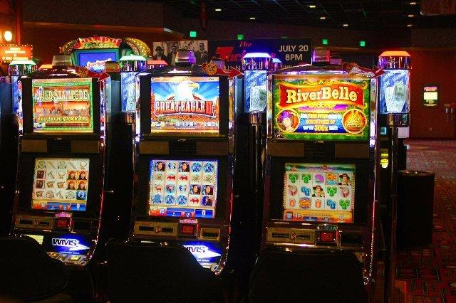Бесплатные онлайн-автоматы в игровом клубе Вулкан