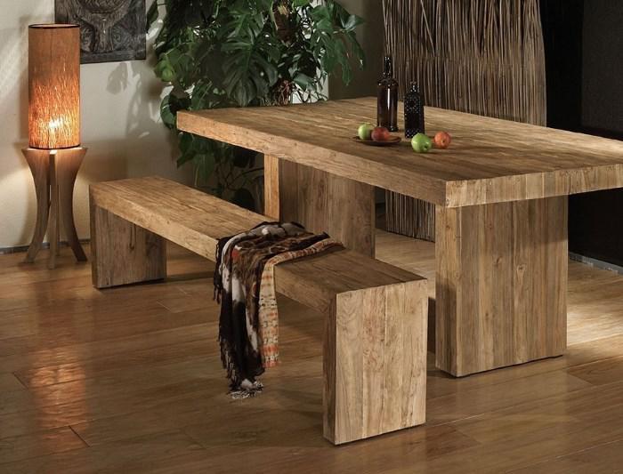 Большой выбор столов из массива