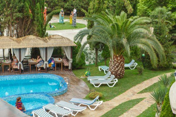 Отличный отдых в спа-отеле «Грейс Арли» в Адлере