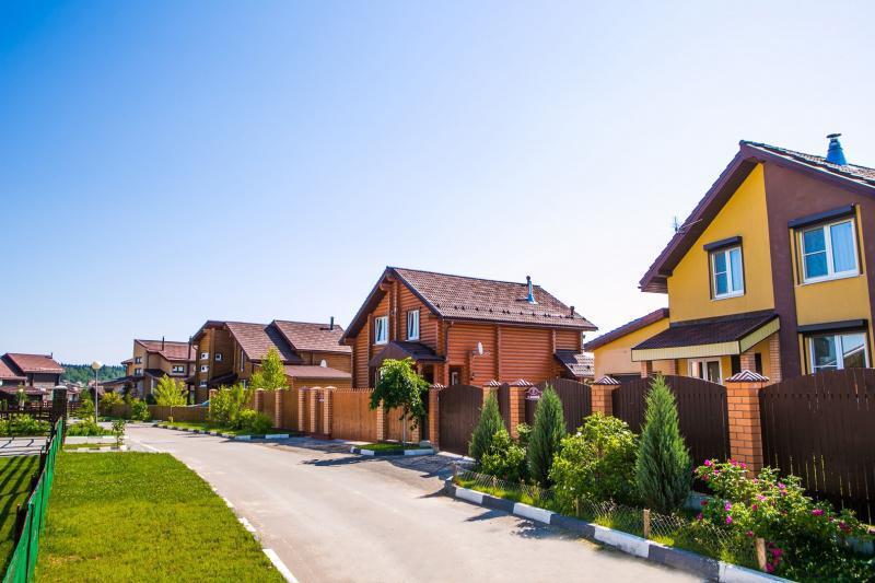 Доступное жилье в коттеджном поселке от застройщика