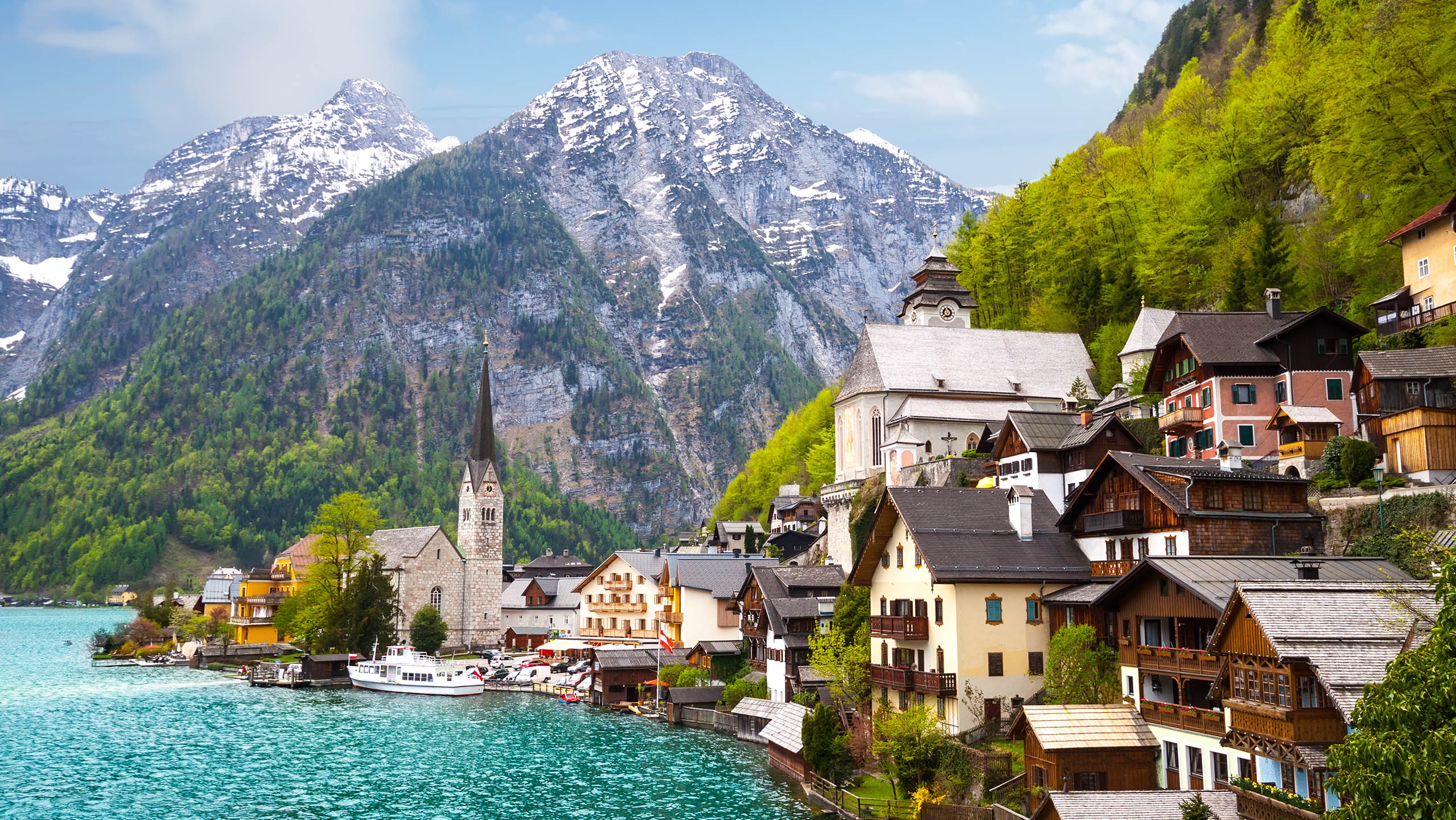 Отличный отдых в Австрии