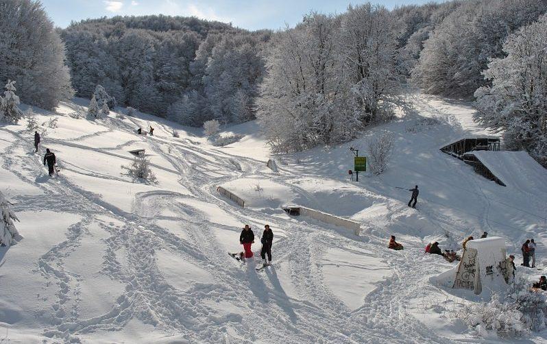 На Ай-Петри и Чатыр-Даг планируют создать горнолыжные курорты
