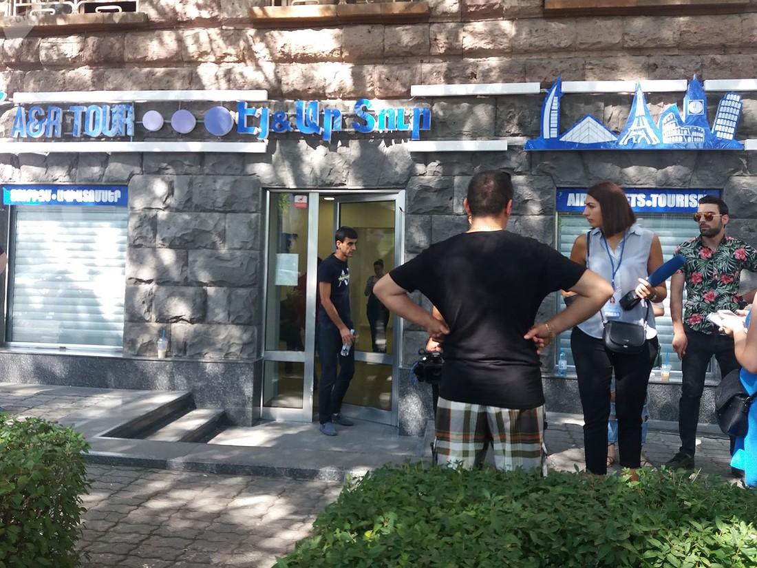 Крах туроператора в Армении: рейсы в Египет отменены, в Хургаде застряло 120 туристов
