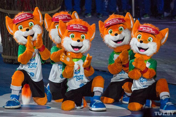 Власти подсчитали туристов, которые приехали в Беларусь во время II Европейских игр