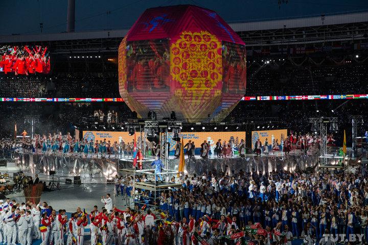 Министр спорта: «Европейские игры в Минске посетило 35 тысяч иностранцев»