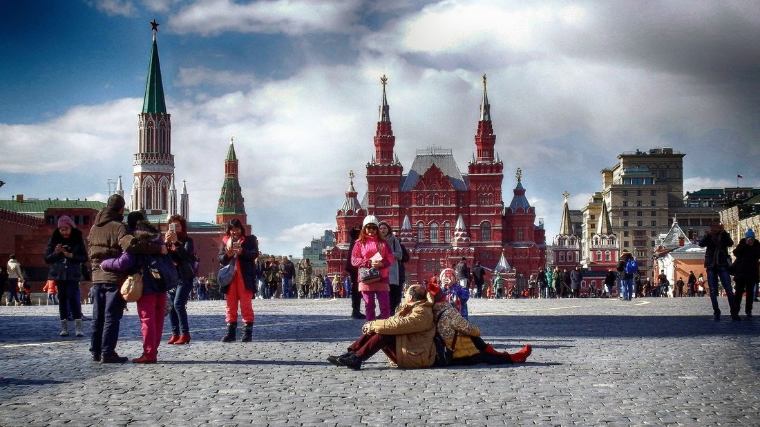 Туристы потратили в Москве ₽865 млрд