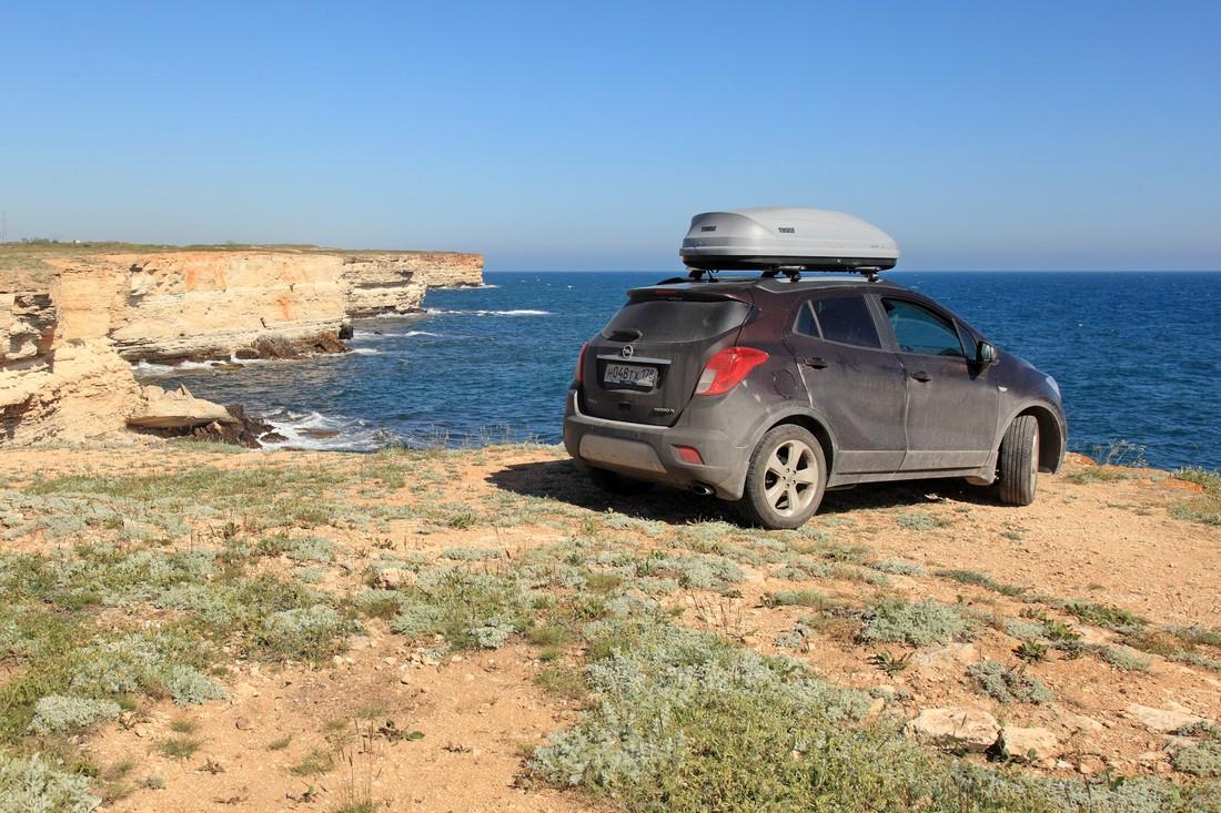 Число туристов в Крым на своем автомобиле выросло до 60%