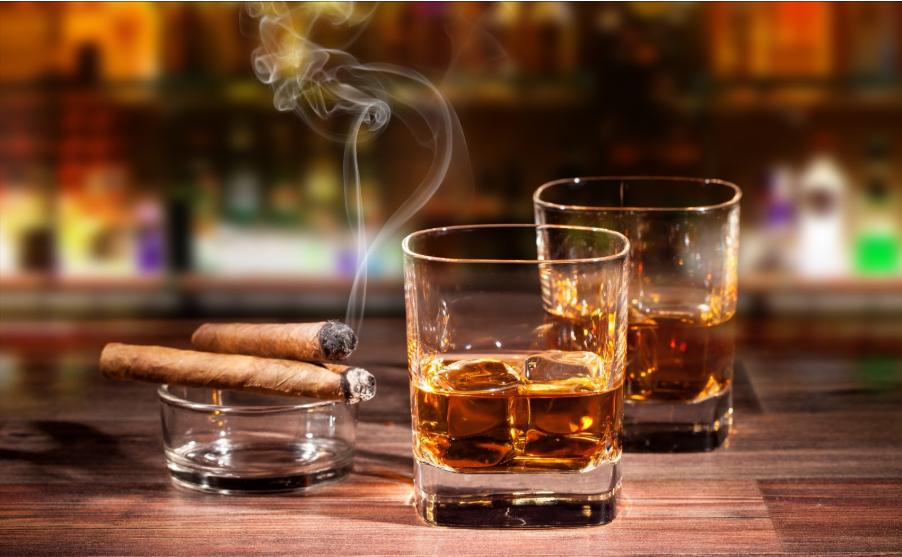 Традиции употребления виски