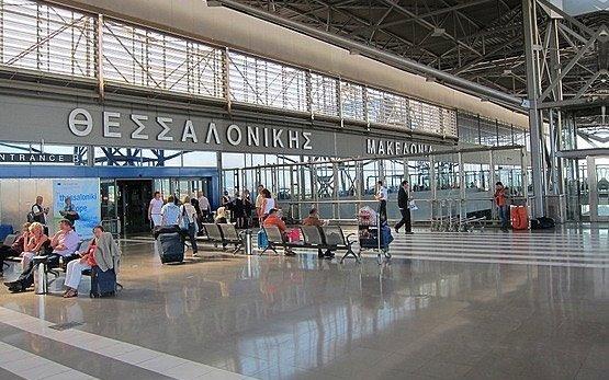 В аэропорту Салоников подрались российские туристы