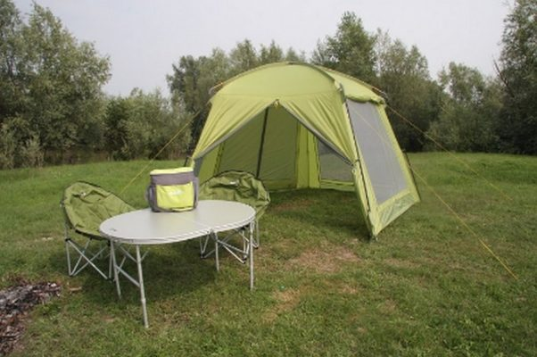 Качественные кемпинговые туристические шатры