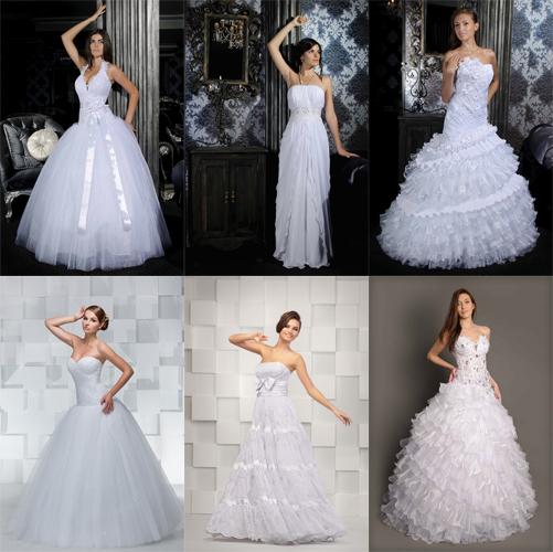 Недорогие свадебные платья в Москве