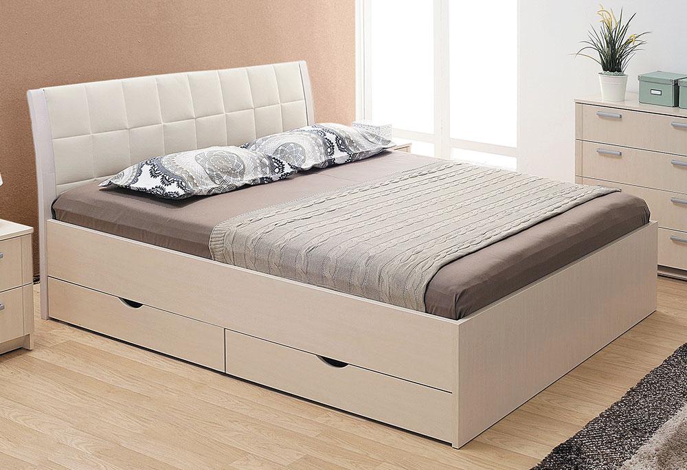 Большой выбор двухспальных кроватей в Казани