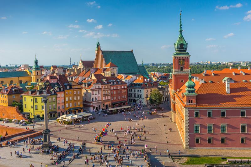 «Интурист» открывает продажи туров в Польшу