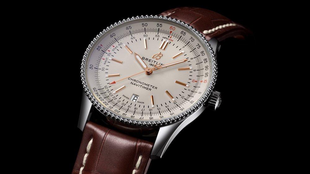 Уникальные часы от известного во всем мире бренда Breitling