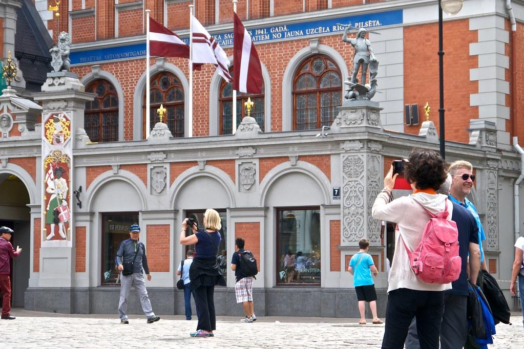 В Риге введут туристический сбор 1 евро в сутки