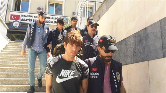 Сирийская банда похитила туриста в Стамбуле