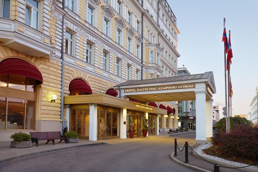 В России замедляется строительство гостиниц, несмотря на рост турпотока