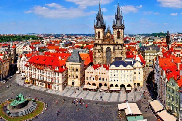 Экскурсии по Праге и не только