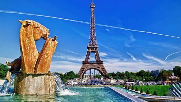 Услуги индивидуального гида в Париже