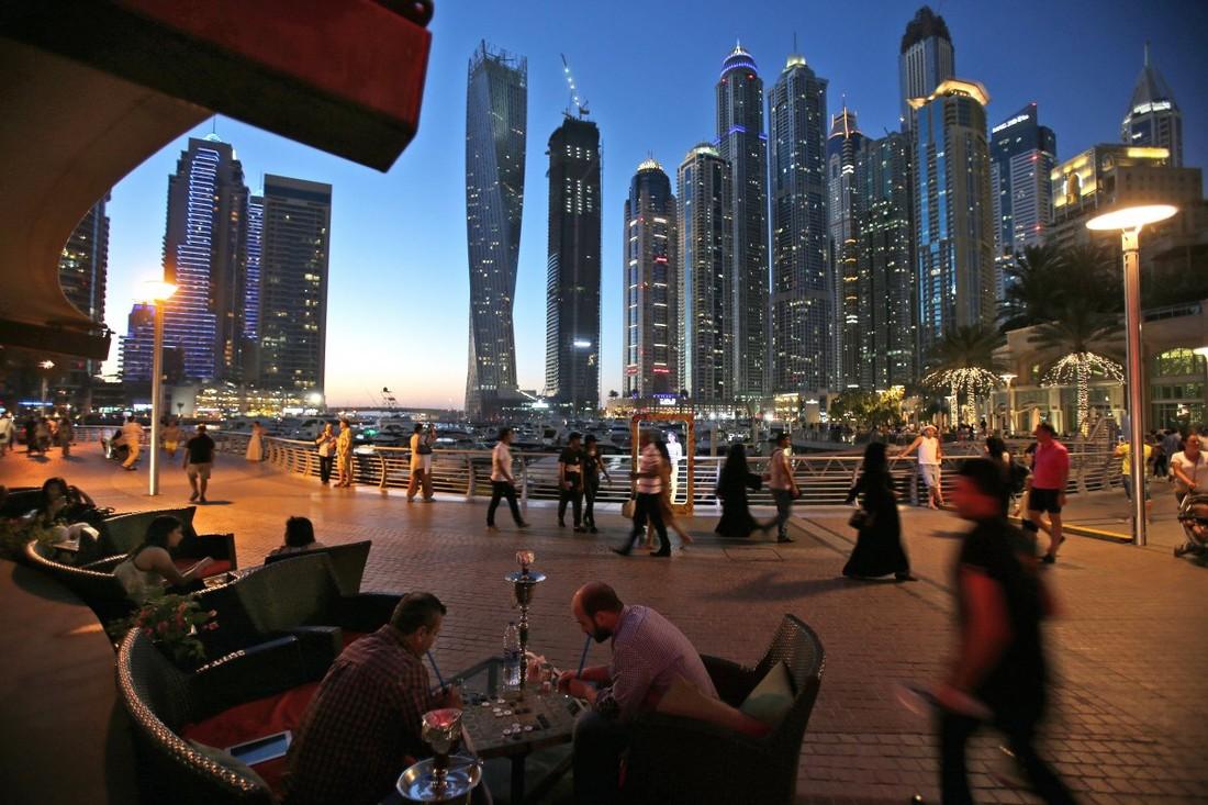 Турпоток в Дубай прирос на 3%