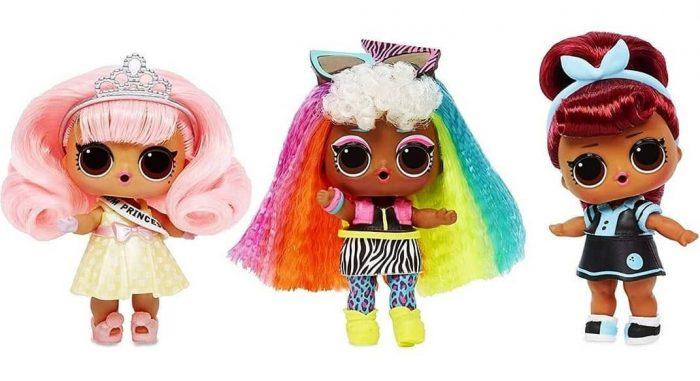 Куклы LOL Surprise для коллекционирования