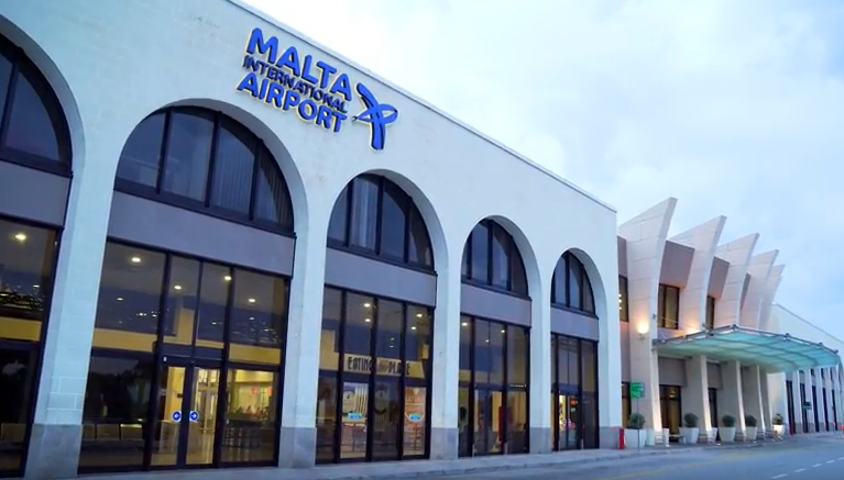 Международный аэропорт Мальты увеличил вместимость на 10%