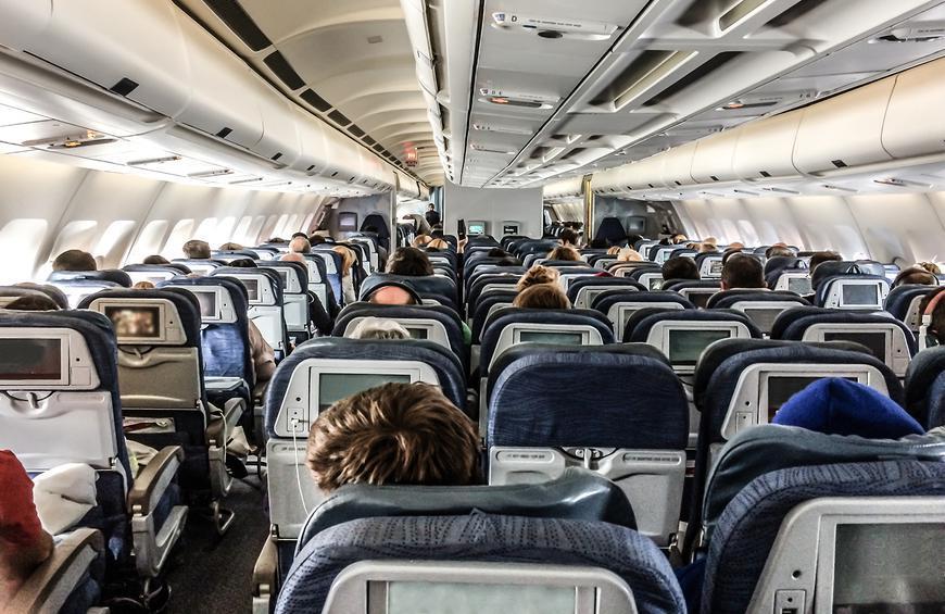 Исследование: туристы не готовы платить за выбор места в самолёте