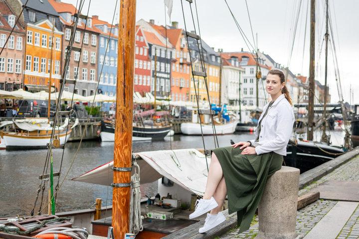 «Ходить по брусчатке на каблуках будет только иностранка». Рассказ белоруски о жизни в Дании